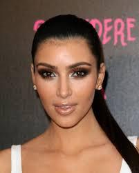 kim kardashian makeup 10