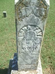 Nona Fay Morton (1900-1905) - Find A Grave Memorial
