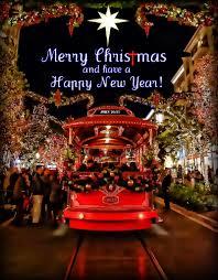Glendale Americana Christmas Tree Lighting Christmas E Card 2008 Glendale Americana Trolley Car Flickr