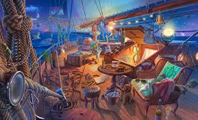 October 2014 (1st chapter) to july 2018 (6th chapter). Best Hidden Object Art Outsource Aaa Game Art Studio