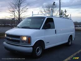 2001 Chevrolet Express Cargo Specs and Photos | StrongAuto