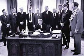 Jimmy carter oval office Dwight Eisenhower President Jimmy Carter Signing The Rural Health Act Physician Assistant History Society President Jimmy Carter Signing The Rural Health Act Physician