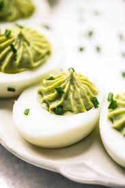 Guacamole Deviled Eggs are a fresh new take on everybody's ...