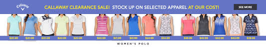 Callaway Ladies Size Chart Callaway Womens Polo Clearance Sale