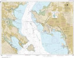 18653 San Francisco Bay Angel Island To Point San Pedro