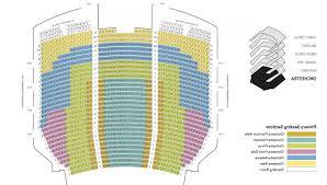 Eisenhower Seating Chart Kennedy Center Eisenhower Theater Seating Chart Kennedy