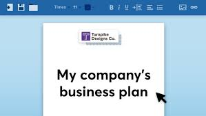 How to Write Your Business Plan Cover Page - Wave Blog