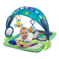 Baby Play Mat Light Up Middlesex Baby Activity Gym Toddler Play Travel Systems