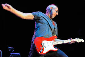 The Who - Pete Townshend