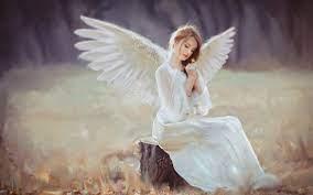 Cute Angel Girl Wallpapers - Top Free ...