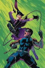 NIGHTWING #72 Preview: Dick Grayson Meets Punchline