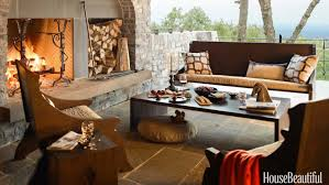 outdoor living room furniture. 25+ fall-inspired outdoor living spaces that are ultra-cozy room furniture r