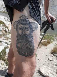 John Muir Tattoo Photo By Charles Hardy John Muir Tattoo P Flickr