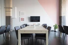 office area in living room. Desk Floor Home Loft Office Property Living Room Furniture Space Meeting Apartment Interior Area In
