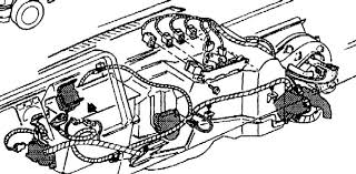 ac & heater control problem 91 k1500 silver truck forum S 10 Truck Wiring Diagram at 91 S10 Hvac Wiring Diagram