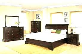 El Dorado Furniture Bedroom Set White Mirrored Cabinet Alternate ...