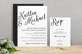 You Can Change The Color Diy Wedding Invitation Template Download