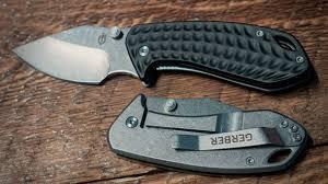 Flatiron и Kettlebell - новые повседневные <b>ножи</b> от <b>Gerber Gear</b>