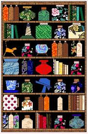 Bookshelf Quilt Pattern Delectable 48 Best Bookshelf Quilts Images On Pinterest In 48 Applique