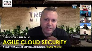 Working with Speed and Automation in the Cloud - Albert Kramer, Technical  Director, Trend Micro - YouTube