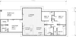 3 bedroom open floor house plans.  House PLB109 3 Bedroom Transportable Homes House Plan With Open Floor Plans M
