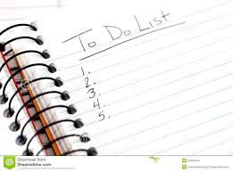 todo checklist to do list checklist stock photo image of follow list 21609444
