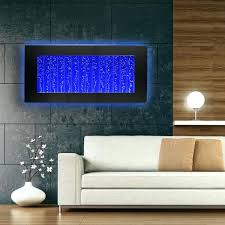 led bubble wall bubble wall with black frame in living room led bubble wall diy led