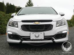 TRIFECTA: Chevrolet Cruze 1.4T - Driver Selectable Vehicle Modes ...
