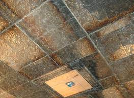 metal and faux metal ceiling tiles instant traditional look