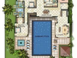 u shaped house plans with courtyard awesome u shaped ranch house fabulous u shaped house floor