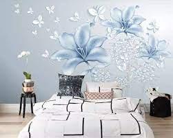 Bedroom Wall Murals 3D Wallpaper ...
