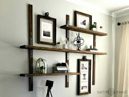 Small Picture Living Room Wall Hanging Shelves Design Mounted Shelf Designs