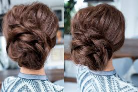 Hair Style Low Bun bun updo hairstyles low bun easy updo hairstyles for long hair 3237 by wearticles.com
