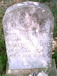 Malinda Wade Sims (1830-1914) - Find A Grave Memorial