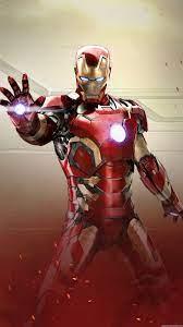 Cool Iron Man Phone Wallpapers ...