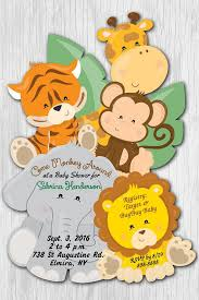 Facts About Jungle Theme Baby Shower  Home Party Theme IdeasBaby Shower Jungle