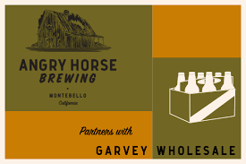 Angry <b>Horse</b> Brewing Partners with Garvey <b>Wholesale</b> | Brewbound