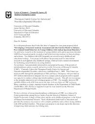 Examples Of Grant Letters Magdalene Project Org