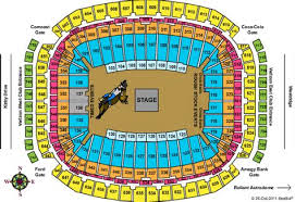 Houston Rodeo Seating Chart 2017 Meticulous Hlsr Seating Houston Rodeo Seating Rows Rodeo