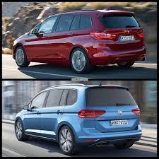 volkswagen minivan 2015. bild vergleich bmw 2er gran tourer f46 vw touran 2015 03 750x750 volkswagen minivan