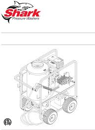hot water pressure washer operator& 39;s manual Pressure Washer Wiring Diagram For Model Hds600ci Karcher