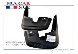 Купить Francecar FCR210413 <b>Брызговики передние комплект</b> ...