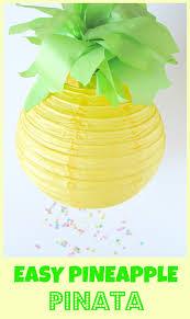 easy pineapple pinata
