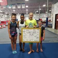 Tomorrow our Ava Harper goes to... - Georgia All-Star Gymnastics | Facebook