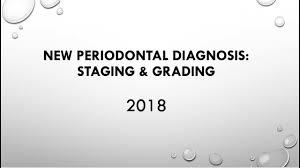 2018 New Periodontal Disease Classification