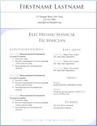 Free Resume Download Gorgeous Resume Model Word Format Sample Resume Format Word Sample Resume