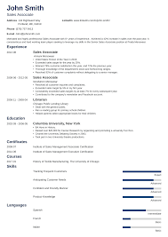 Sales Associate Resume Sales Associate Resume Sample Job Descriptions 25 Skills