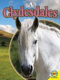 clydesdales all about horses by pamela dell s amazon