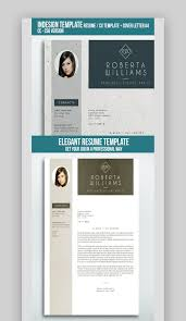 Adobe Indesign Templates Resume Free Template Download Curriculum