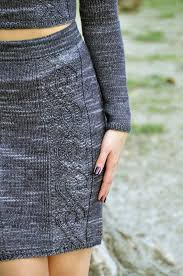 Knit Skirt Pattern Stunning Knitting Pattern Archives Knitting Is Awesome